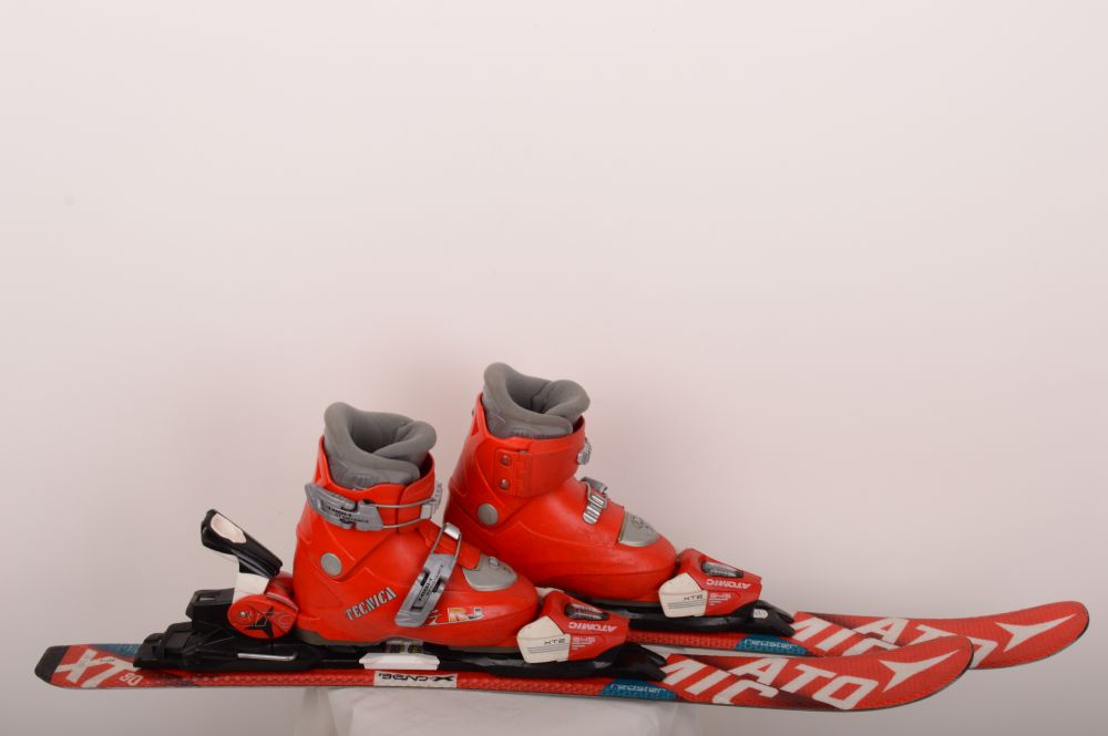 Narty Atomic Xt 80cm Buty Tecnica Srj 15cm Narty Nowe Uzywane Sprzet Narciarski Snowboardowy Atom Sport