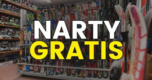 NARTY GRATIS !!!